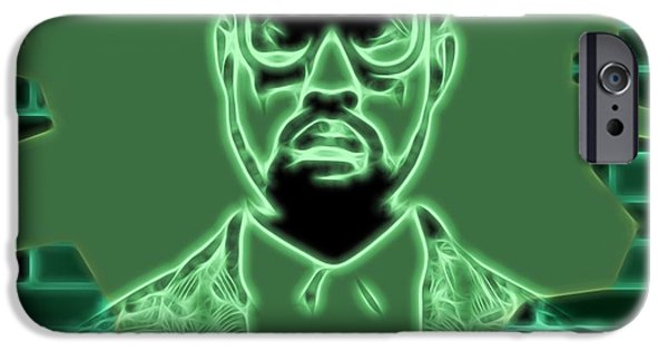 Electric Kanye West Graphic IPhone 6s Case