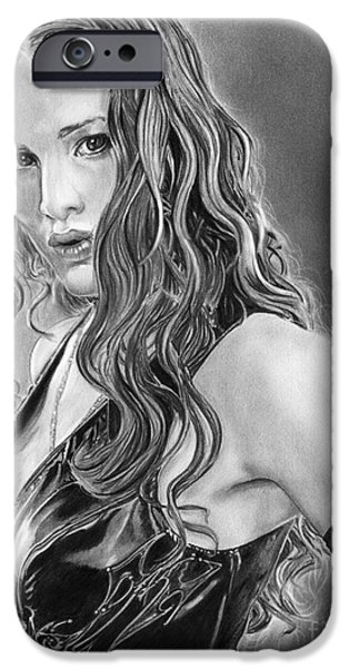 Shakira iPhone 6s Case - Elektra by Gary Rudisill