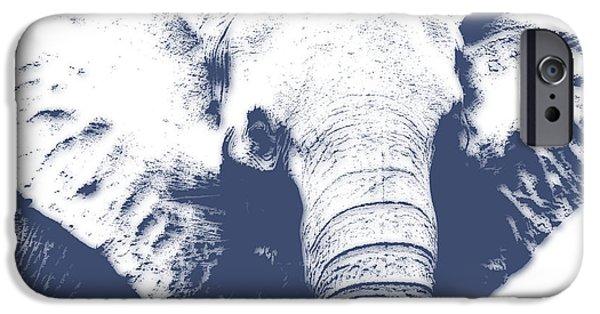 Elephant 4 IPhone 6s Case by Joe Hamilton