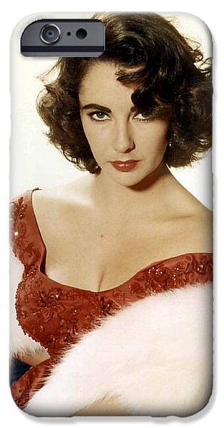 Elizabeth Taylor IPhone 6s Case