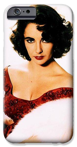 Elizabeth Taylor IPhone 6s Case by John Springfield