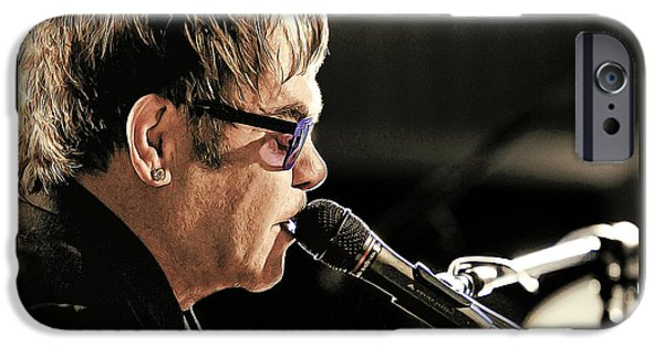 Elton John At The Mic IPhone 6s Case