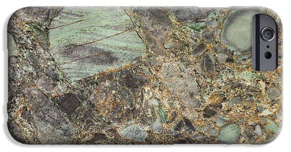Emerald Green Granite IPhone 6s Case