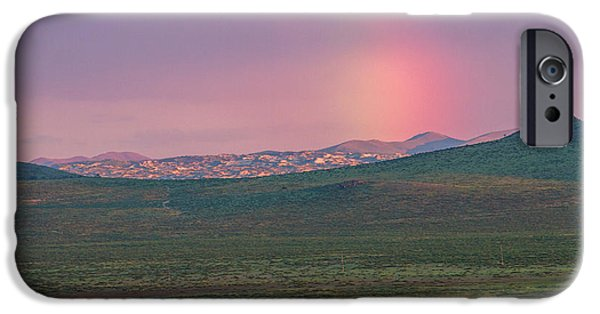IPhone 6s Case featuring the photograph End Of Rainbow by Hitendra SINKAR