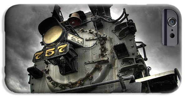 Train iPhone 6s Case - Engine 757 by Scott Wyatt