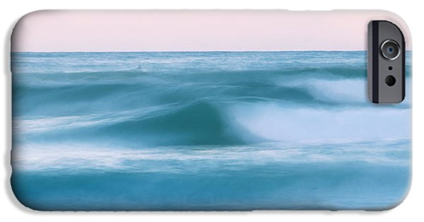 Teal iPhone 6s Case - Eternal Motion by Az Jackson