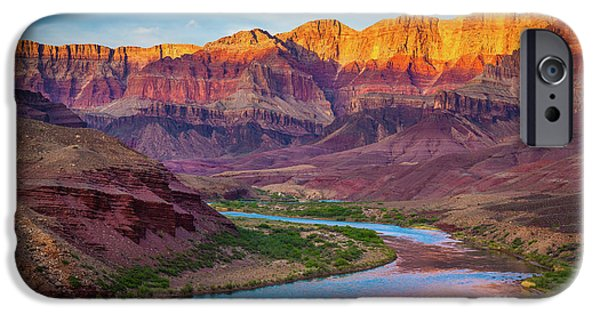 Mountain iPhone 6s Case - Evening At Cardenas by Inge Johnsson