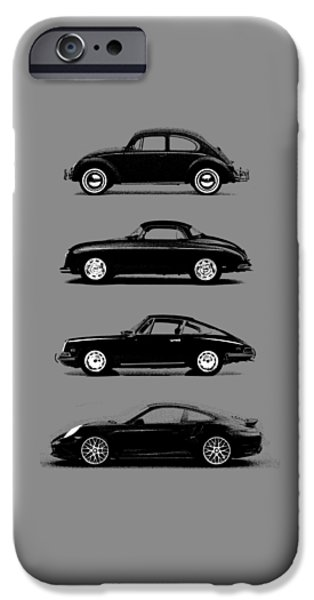 Car iPhone 6s Case - Evolution by Mark Rogan