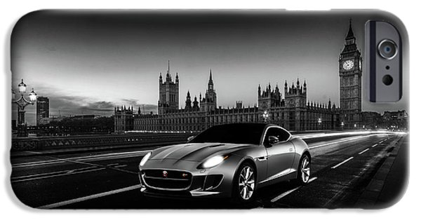 F-type In London IPhone 6s Case