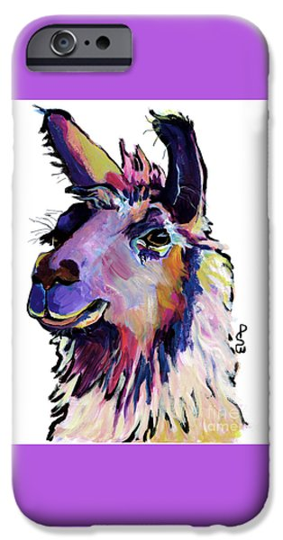 Fabio IPhone 6s Case by Pat Saunders-White