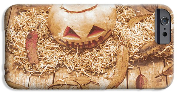 Fall Of Halloween IPhone 6s Case by Jorgo Photography - Wall Art Gallery