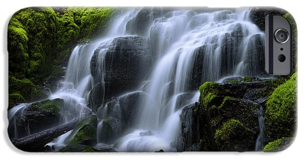 Fairy iPhone 6s Case - Falls by Chad Dutson