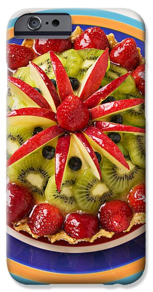 Fancy Tart Pie IPhone 6s Case by Garry Gay