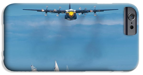 Fat Albert IPhone Case by Sebastian Musial