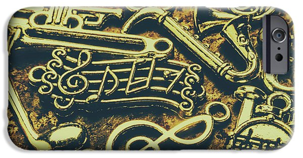 Trombone iPhone 6s Case - Festival Of Song by Jorgo Photography - Wall Art Gallery