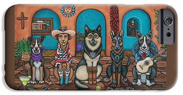 Fiesta Dogs IPhone 6s Case