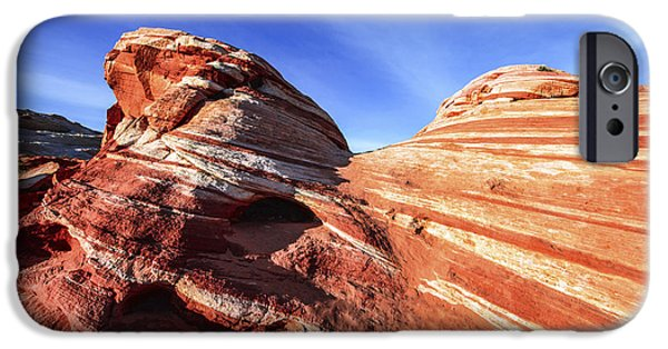 Fire Wave IPhone 6s Case by Chad Dutson