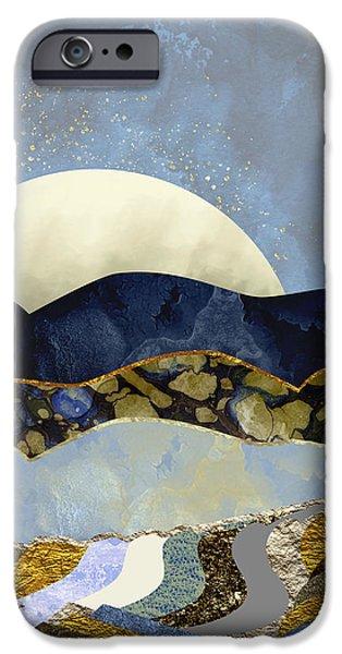 Landscapes iPhone 6s Case - Firefly Sky by Katherine Smit
