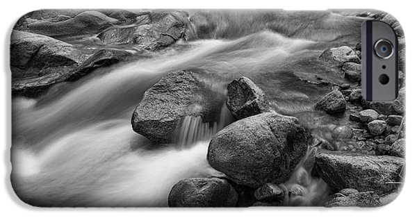 IPhone 6s Case featuring the photograph Flowing Rocks by James BO Insogna