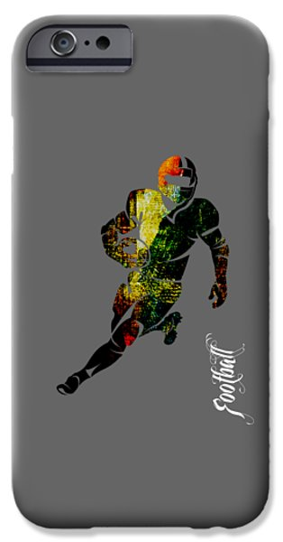 Football Collection IPhone 6s Case by Marvin Blaine