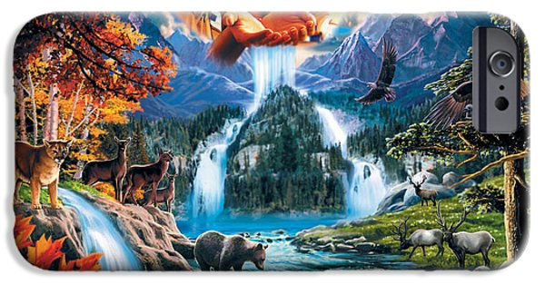 Four Seasons IPhone 6s Case