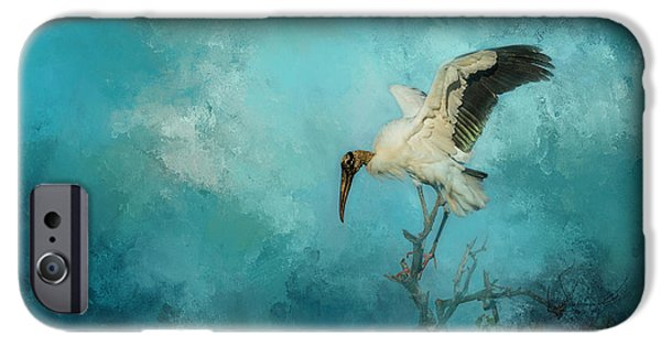 Stork iPhone 6s Case - Free Will by Marvin Spates
