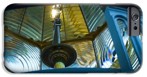 IPhone 6s Case featuring the photograph Fresnel Lens Heceta Head Lighthouse by Yulia Kazansky