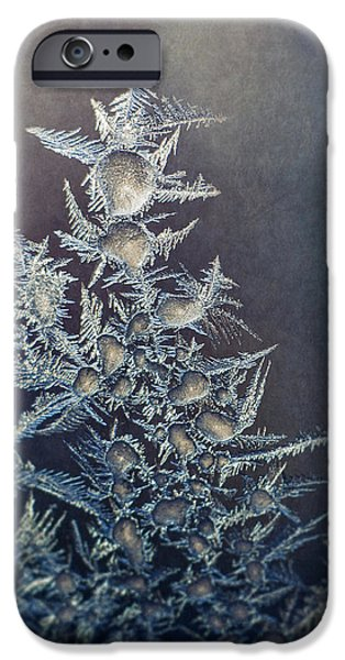 Fractal iPhone 6s Case - Frost by Scott Norris