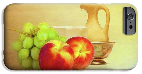 Fruit And Dishware Still Life IPhone 6s Case