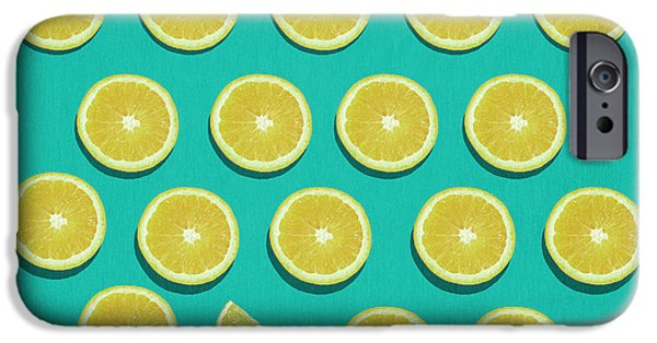 Contemporary iPhone 6s Case - Fruit  by Mark Ashkenazi