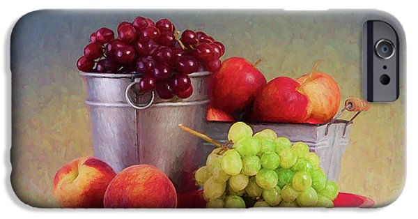 Fruits On Centerstage IPhone 6s Case