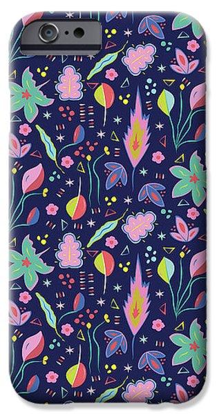 Fun In The Garden IPhone 6s Case by Elizabeth Tuck