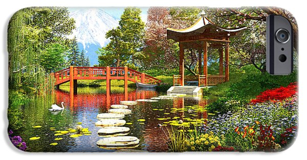 Gardens Of Fuji IPhone 6s Case