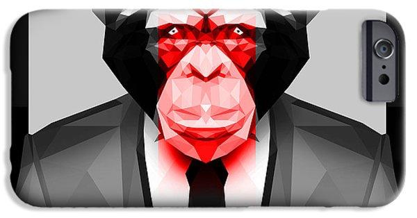 Geometric Ape IPhone 6s Case