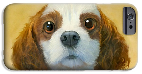 Dog iPhone 6s Case - More Than Words by Sean ODaniels