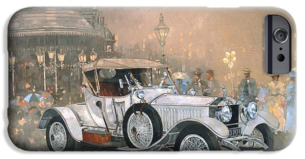 Car iPhone 6s Case - Ghost In Scarborough  by Peter Miller