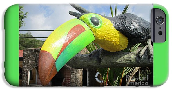 Giant Toucan IPhone 6s Case