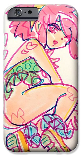 Girl01 IPhone 6s Case