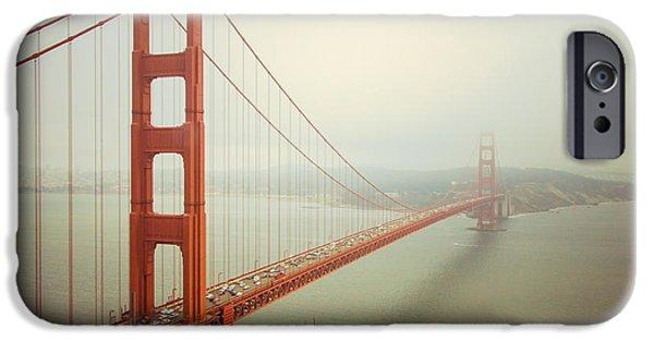 Golden Gate Bridge iPhone 6s Case - Golden Gate Bridge by Ana V Ramirez