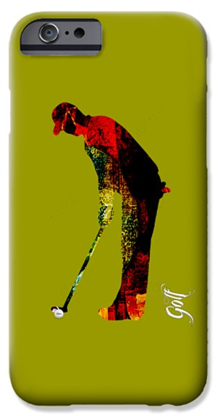 Golf Collection IPhone 6s Case
