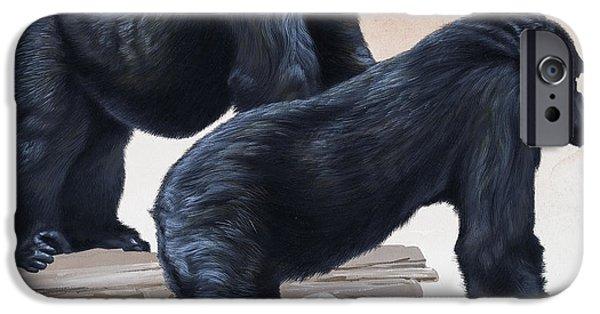 Gorillas IPhone 6s Case