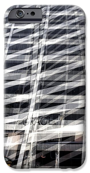 Grace Building Collage 2 IPhone 6s Case