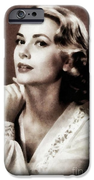 Grace Kelly, Actress, By Js IPhone 6s Case
