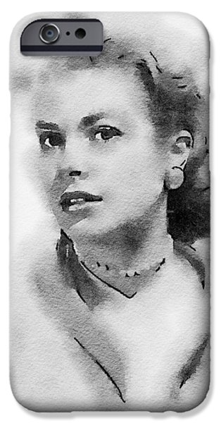 Grace Kelly By John Springfield IPhone 6s Case