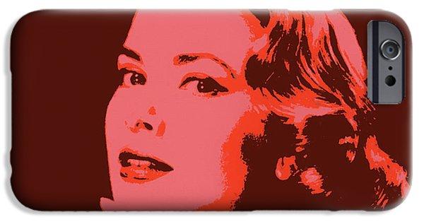 Grace Kelly Pop Art IPhone 6s Case by Dan Sproul