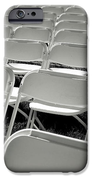 Graduation Day- Black And White Photography By Linda Woods IPhone 6s Case by Linda Woods