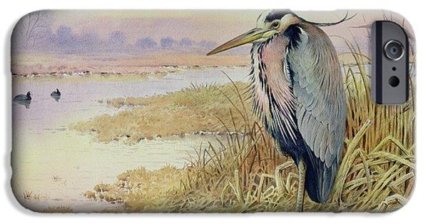 Grey Heron IPhone 6s Case