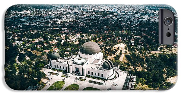 Griffith Observatory And Dtla IPhone 6s Case