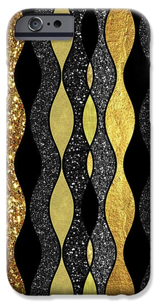 Groovy, Baby Modern Take On A Retro 1960s Design IPhone 6s Case by Tina Lavoie