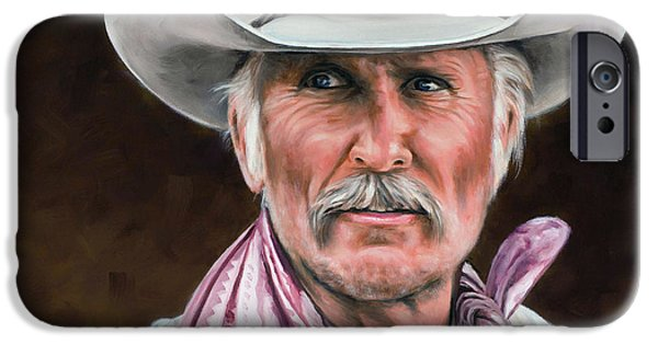 Gus Mccrae Texas Ranger IPhone 6s Case